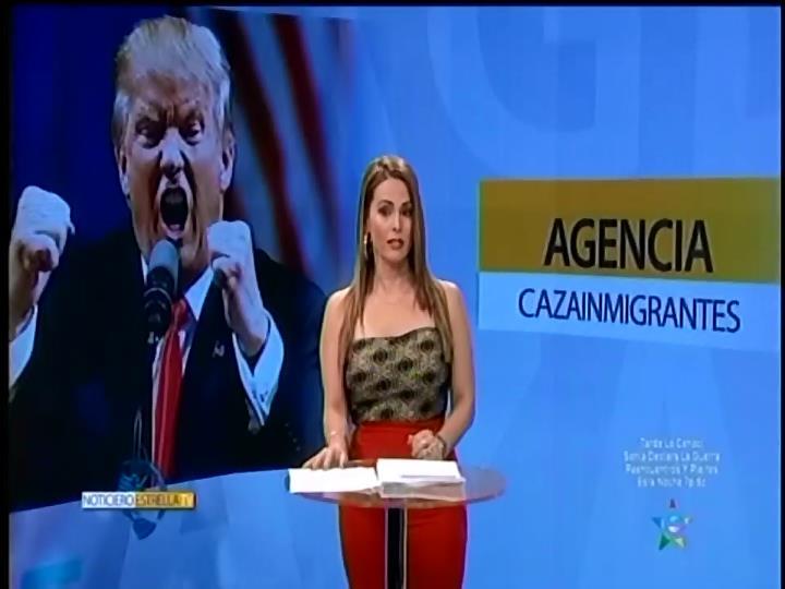 trump crea oficina para cazar inmigrantes según estrella tv long room