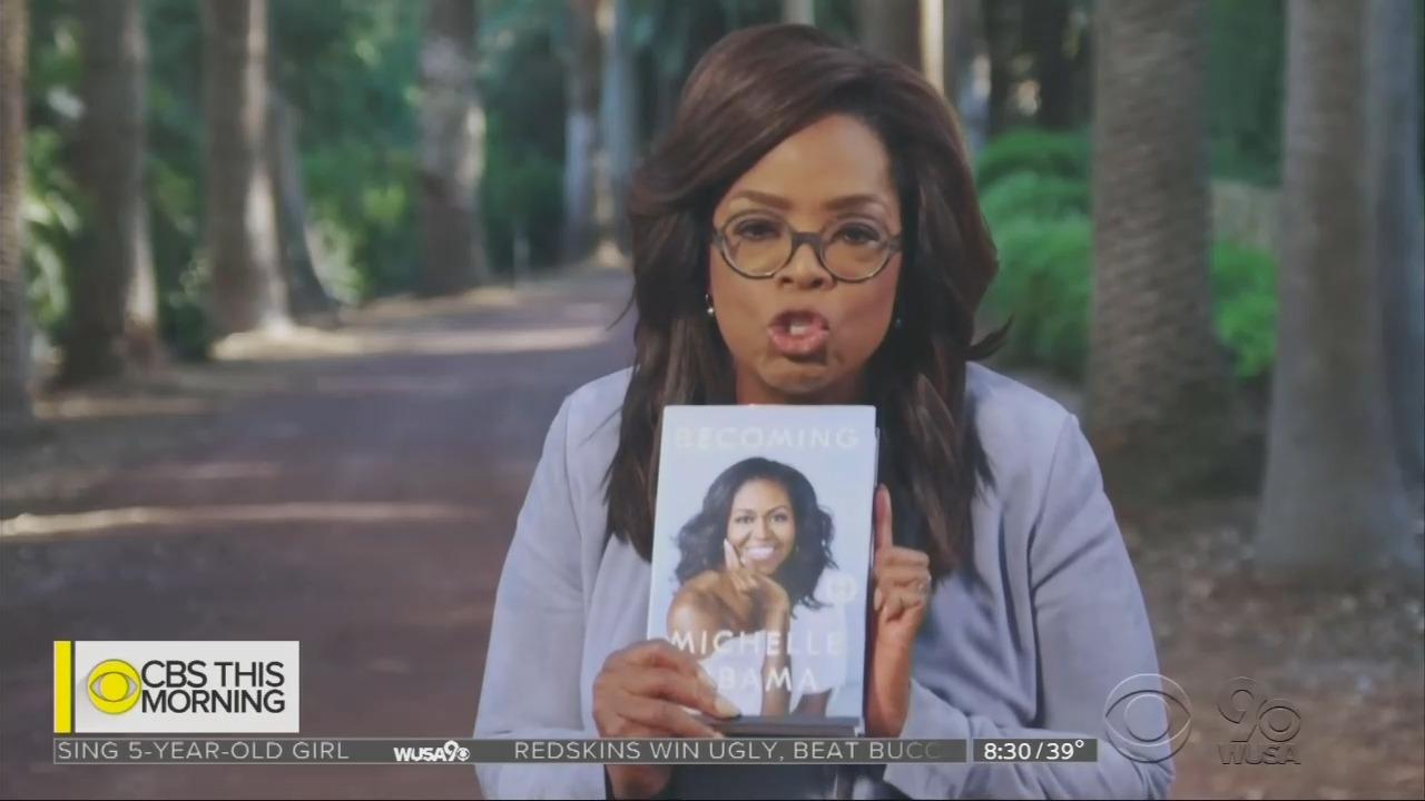 Conflict of Interest: Democrat Oprah and Democrat Gayle King Praise Democrat Obama