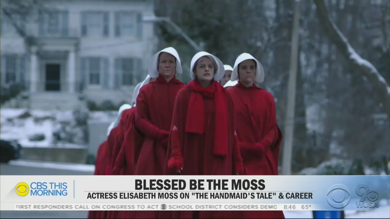 Gayle King 'Worries' 'a Lot' About U.S. Turning Into 'Handmaid's Tale.'