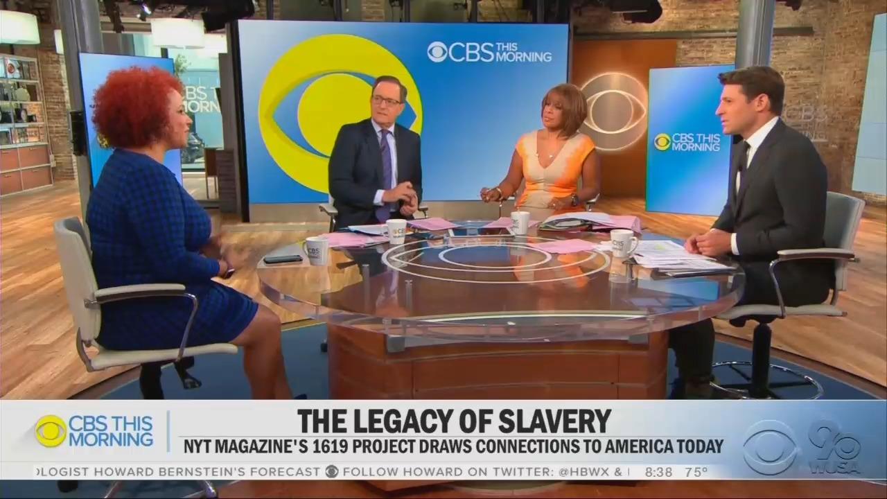 CBS: Blaming Slavery for No Universal Health Care