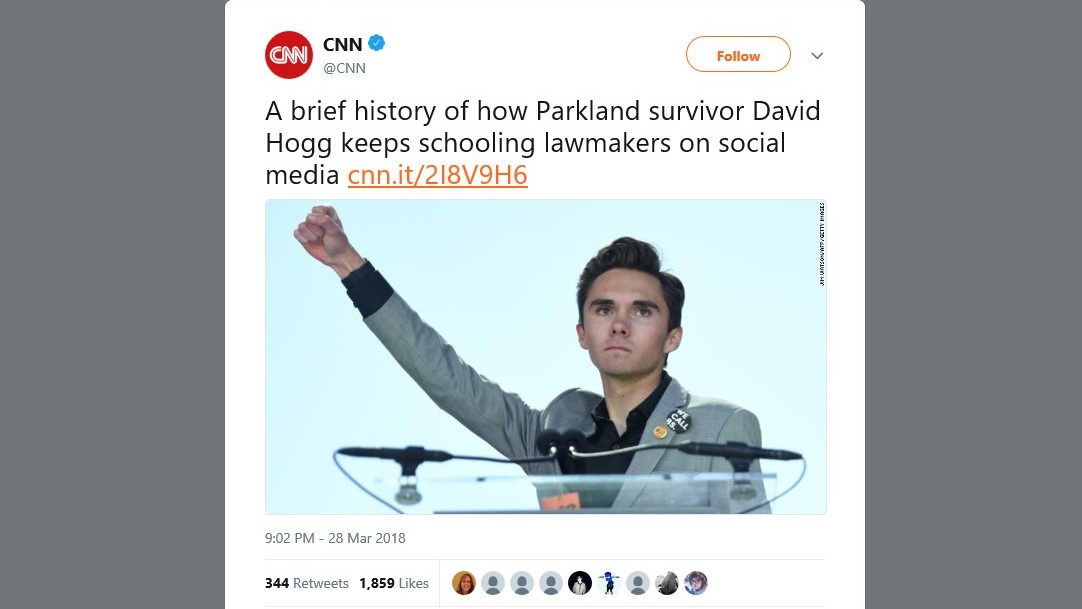 Who's a 'Smear Machine'? PolitiFact Hails Harsh Parkland Teen Leftists on 'Lie of the Year'