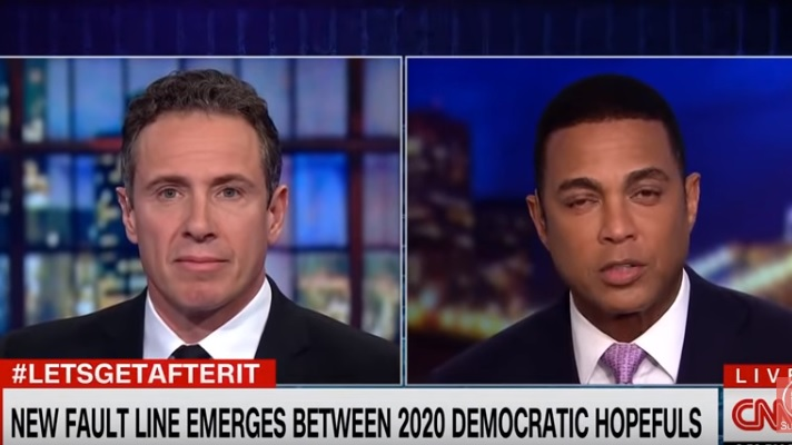 Even CNN Anchors 'Stunned' by 2020 Dems Supporting Voting by Terrorists