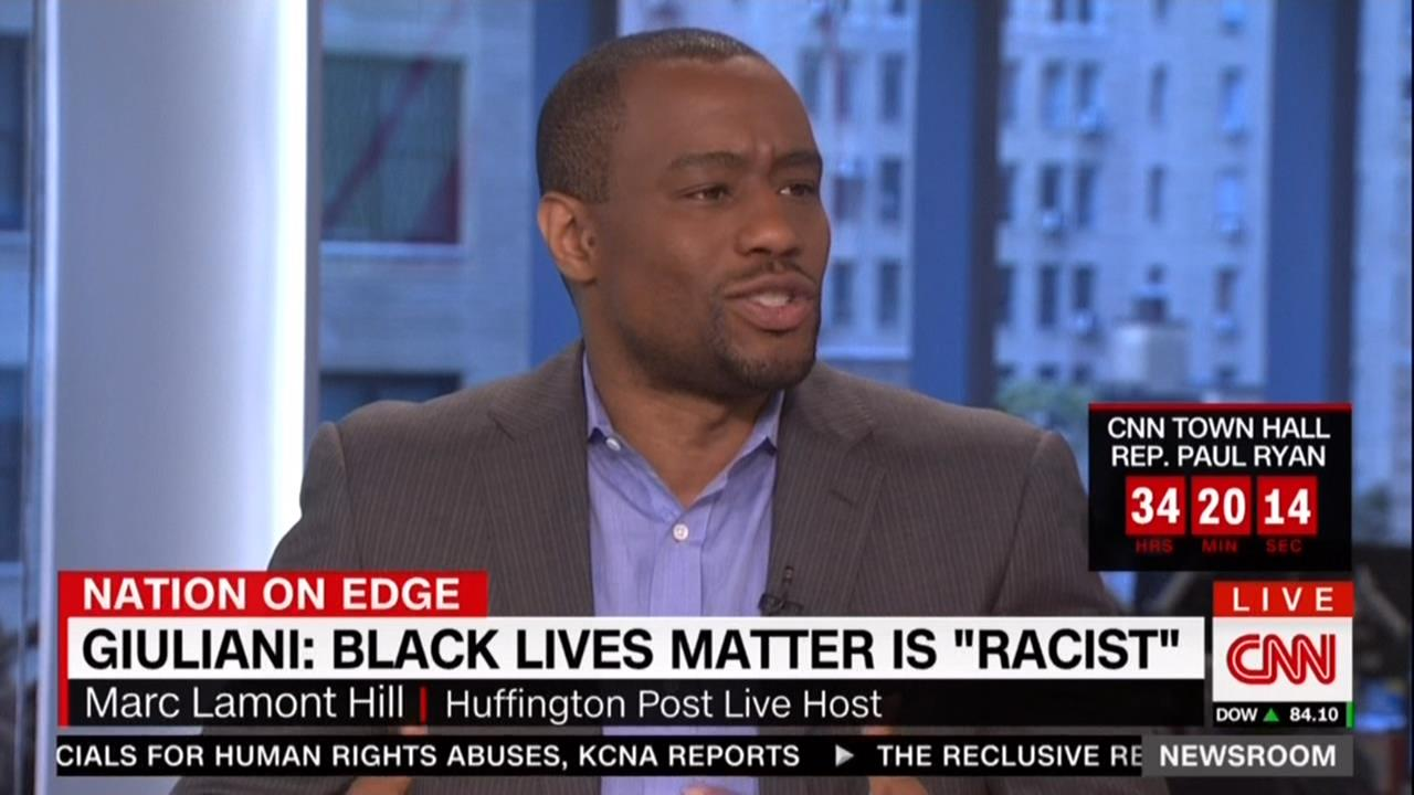 cnn pundits outraged by facts that contradict the black