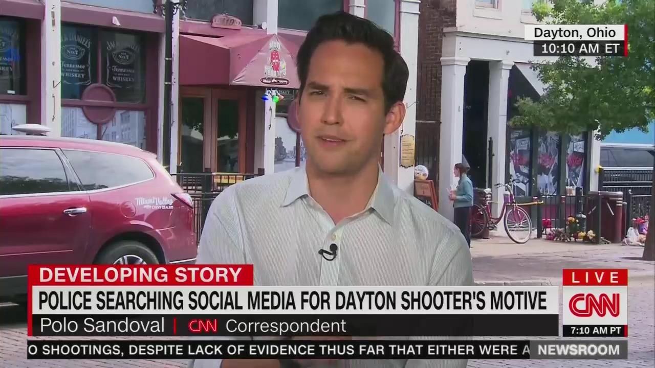 CNN Downplays Own Report on Shooter's Leftist Politics