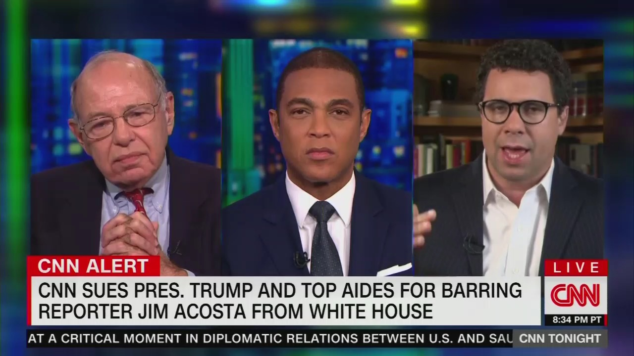 Lemon Brings on Obama Press Secretary to Defend CNN: Press Was Tough with Obama Too!