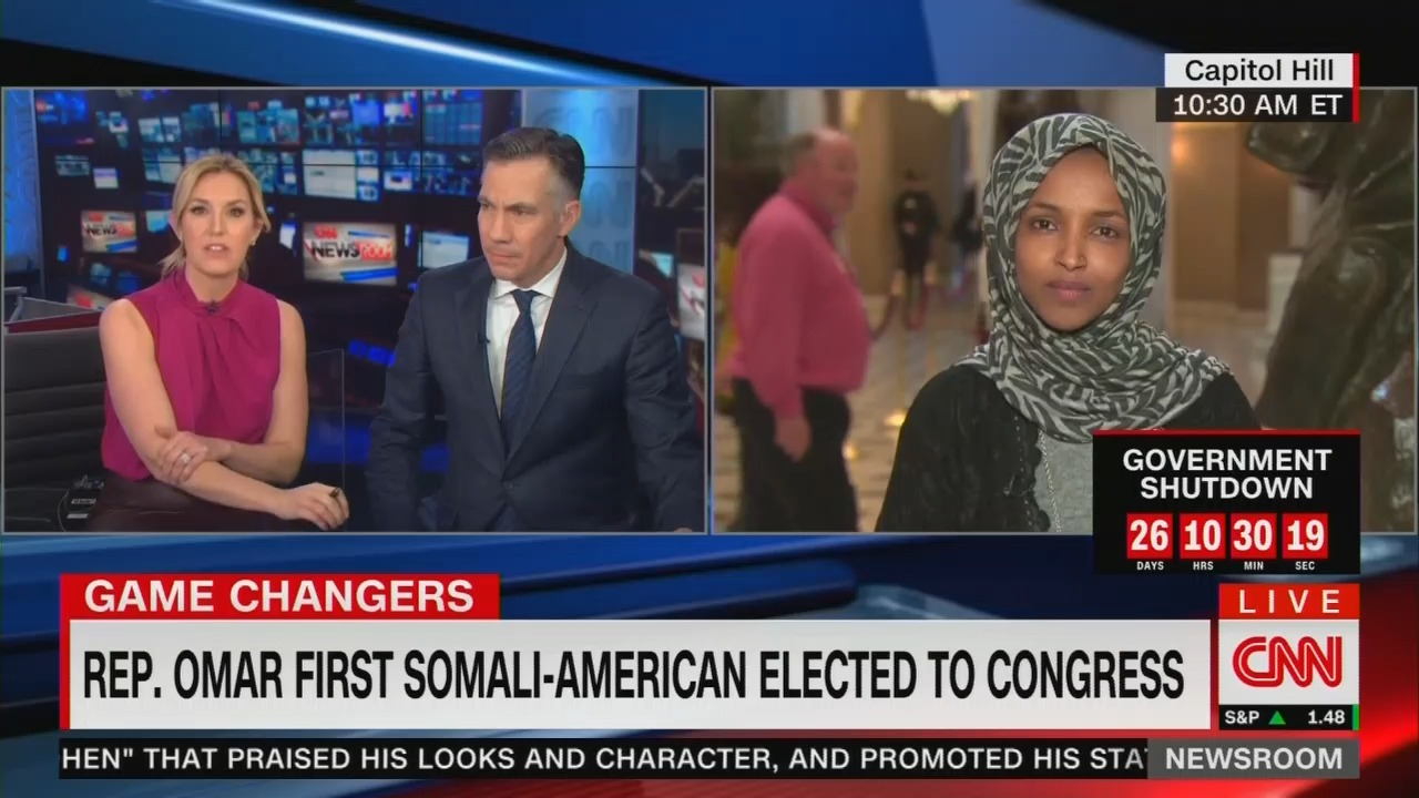 FLASHBACK: CNN Asked Dem Who Called Israel Evil What's 'Your Message?'
