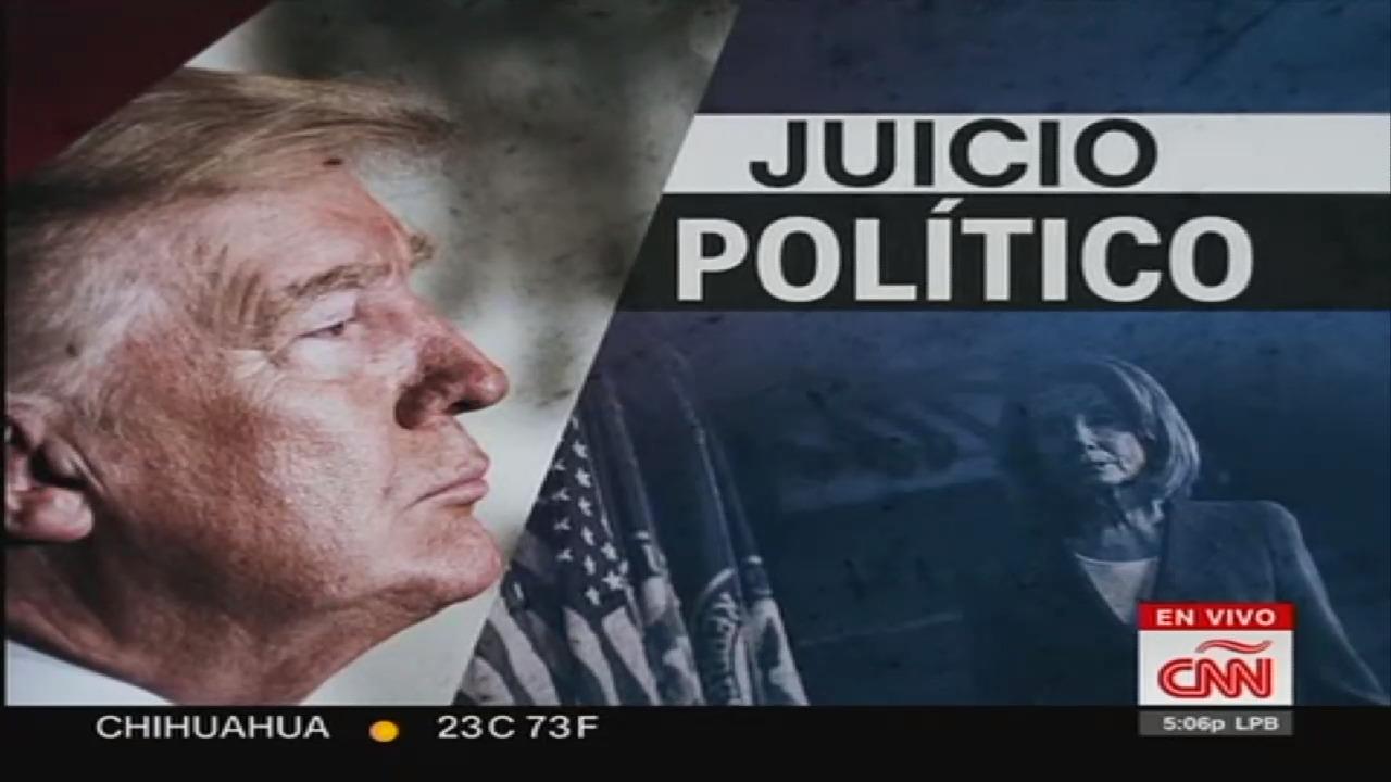 CNN en Español Parrots Democrats' Impeachment Talking Points