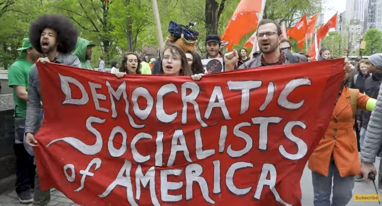 NY Times Cheers Democratic Socialism: 'Something Unique to Fight For'