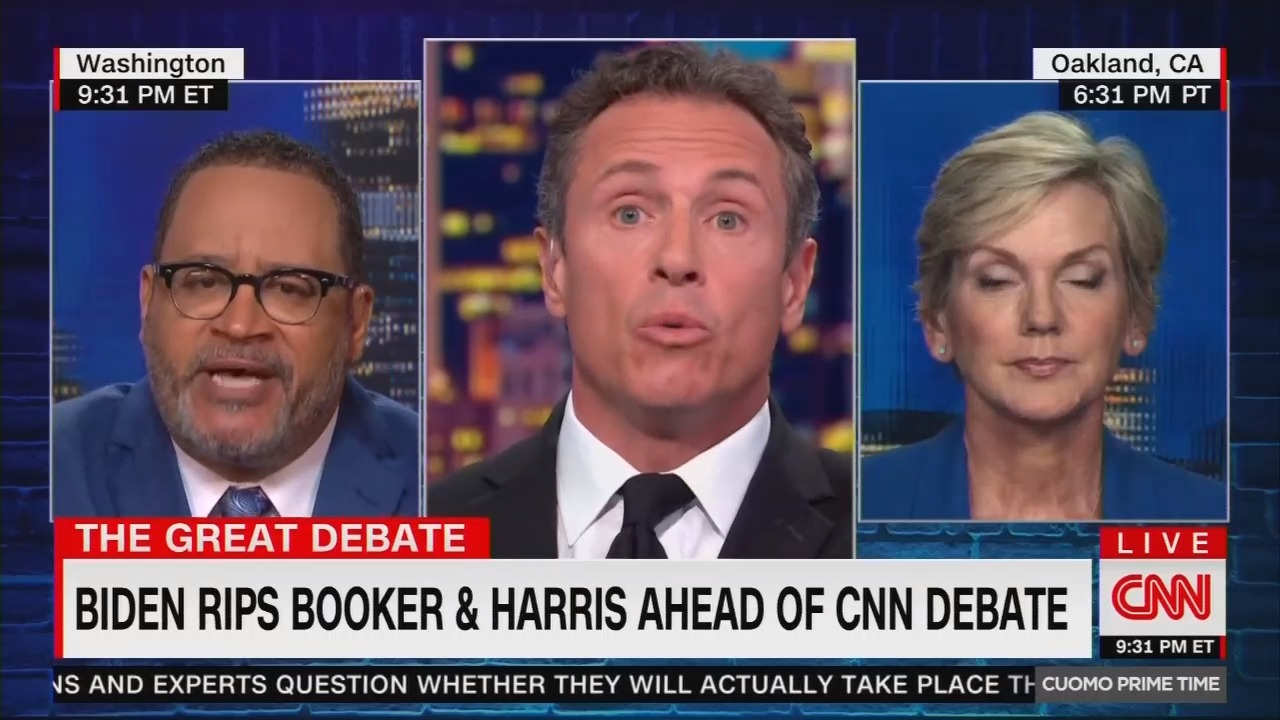 CNN Panel Seems Unaware Media 'Berate' Trump Constantly