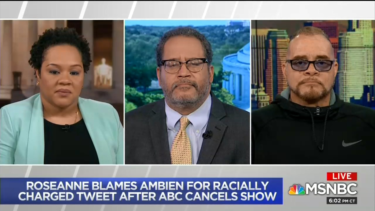 MSNBC Panel: 'Bigot in Chief' Trump Told KKK They Can 'Take the Hood Off'