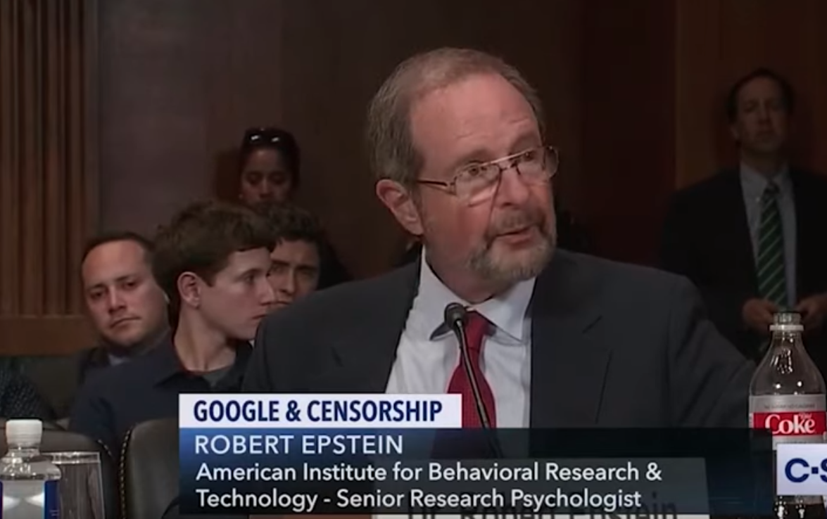 Google Researcher Smeared by Hillary Clinton, CNN