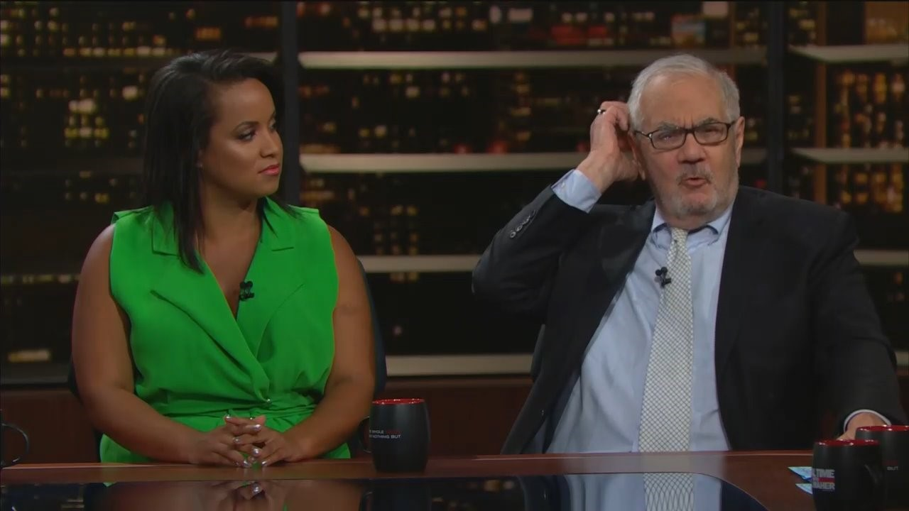 On Maher Show, Barney Frank Calls Trump 'Accessory to Murder' Abroad