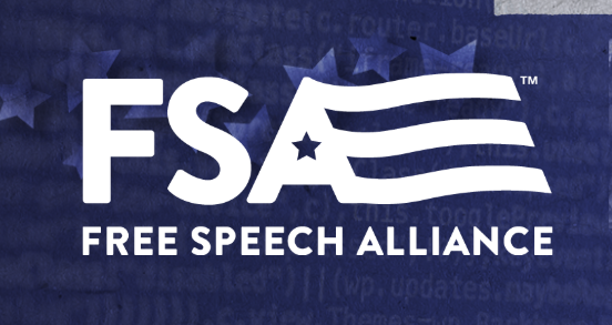 Image result for free speech alliance