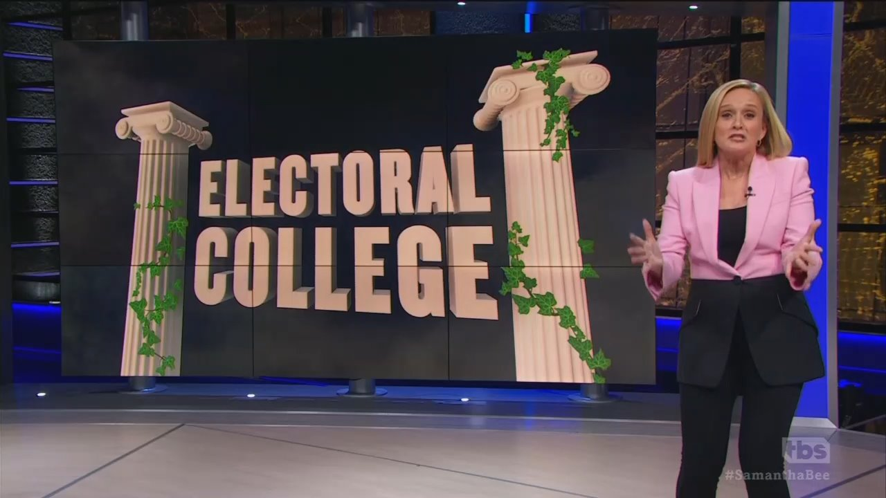 Bee Trashes Electoral College, Founders as 'a Bunch of Elitist Pricks'