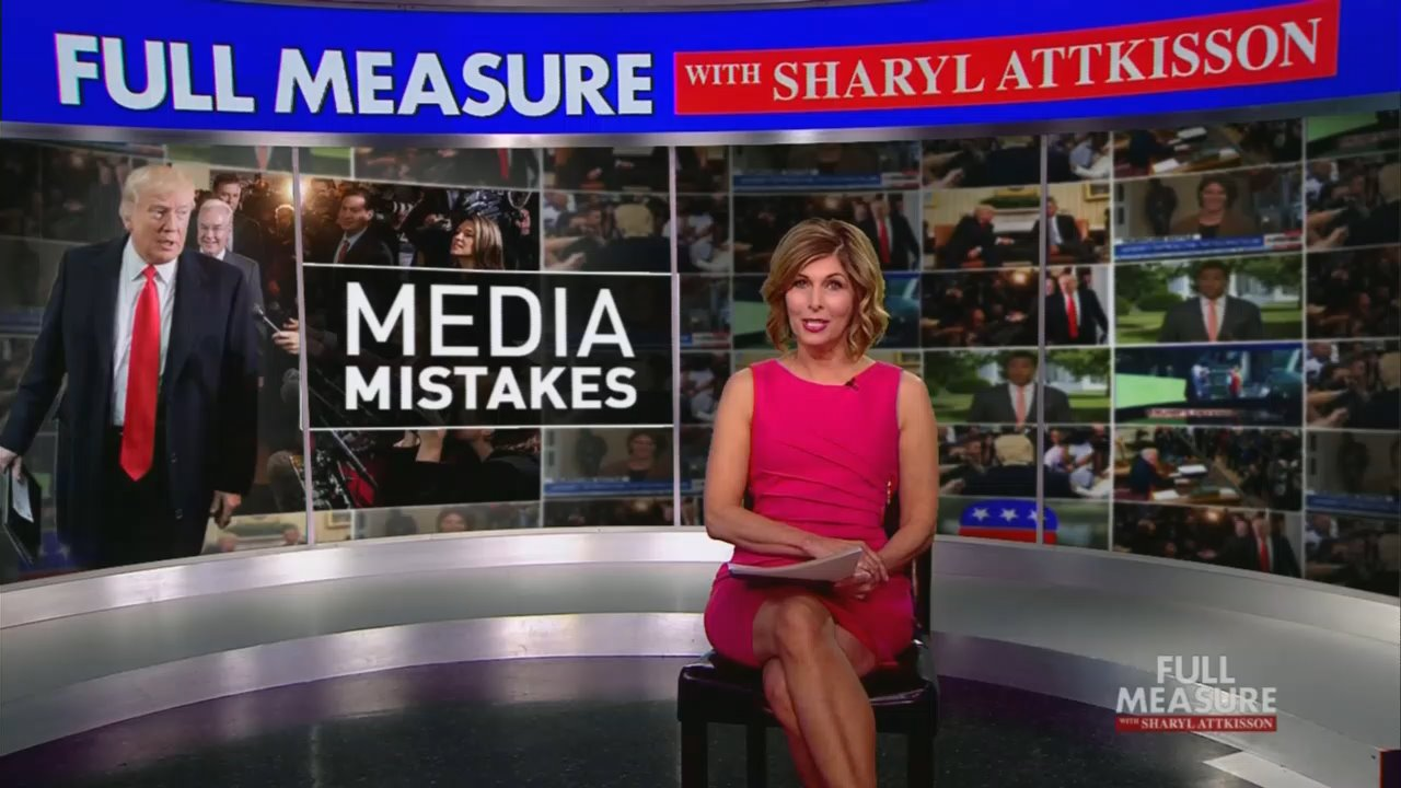 Attkisson: 'Truth Is a Casualty' in the Media's War on Trump