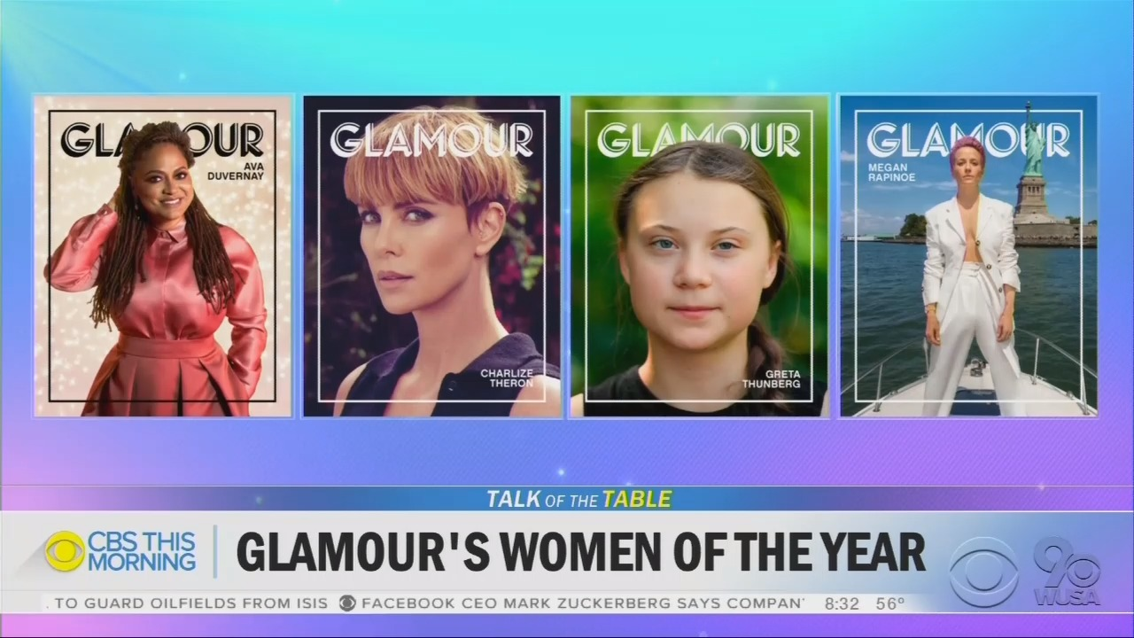 You Will DEFINITELY Believe Who Glamour Picked as 'Women of the Year'