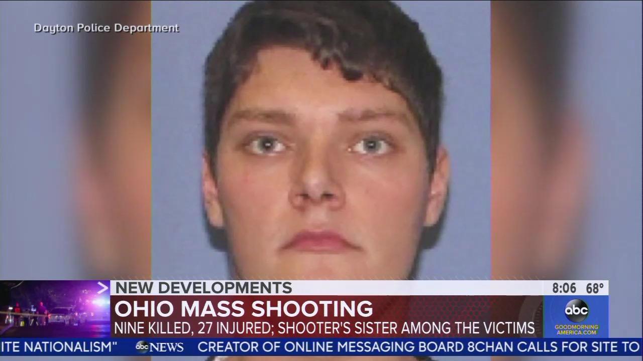 Nets Ignore: Dayton Shooter Was Alleged Leftist, Supported Warren