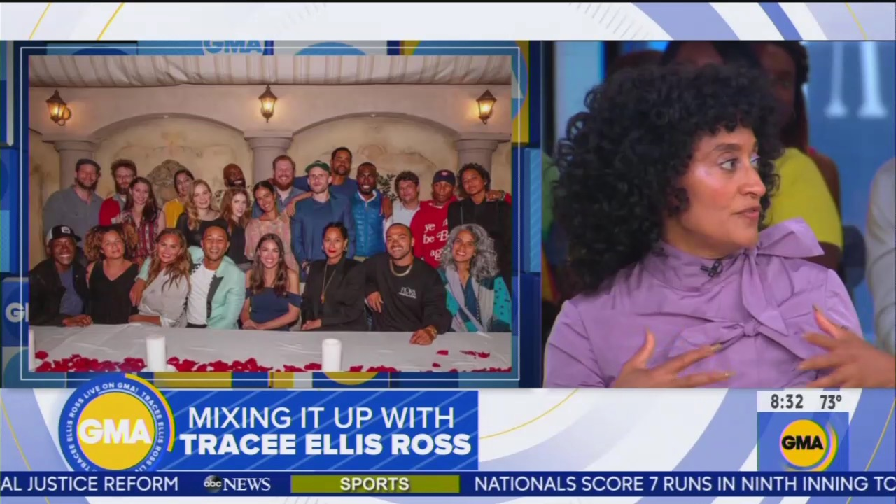 GMA Journalists Gush Over AOC Partying With Hollywood Celebrities
