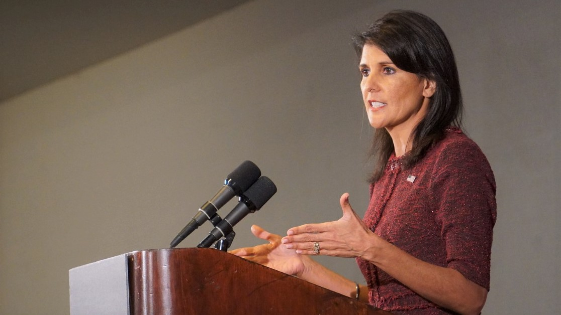 Fake Quotes: Nikki Haley Presses WashPost Reporter to Delete Inaccurate Tweets