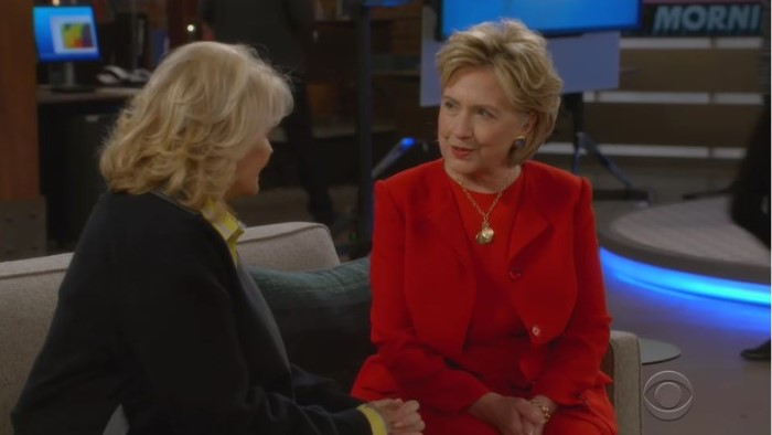 Bozell & Graham Column: CBS Prime-Time Shows Honor Hillary
