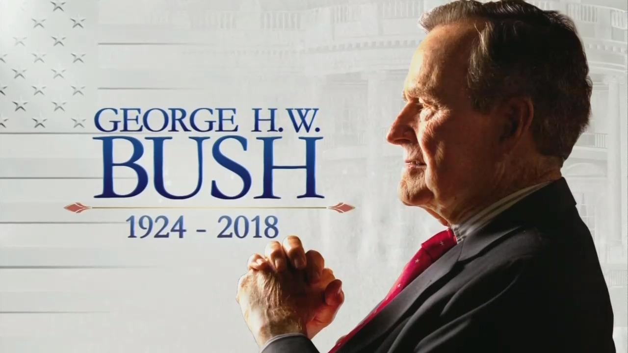 Hours After His Death, MSNBC, CNN Tout Bush's 'Racial Animus,' Willie Horton