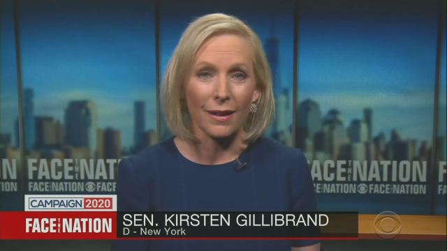 Gaffe? Kirsten Gillibrand on CBS: Abortion is a 'Life and Death' Decision