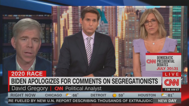 Wow: CNN's David Gregory Devastates Biden as 'Older, Out of Touch'