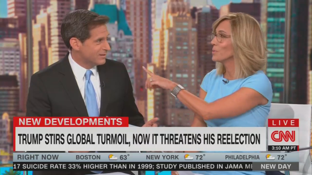 CNN Gets Excited at Prospect of a Recession Hurting Trump in 2020