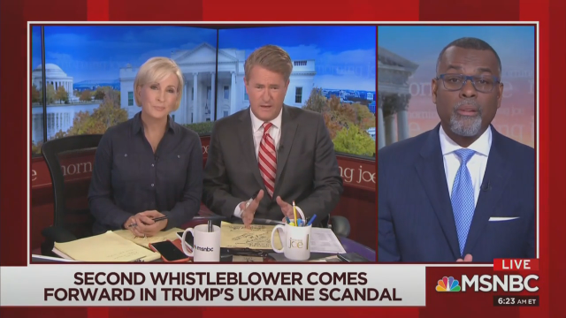 Scarborough: Fight Fox News By Registering Your Friends to Vote Dem