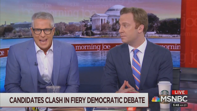 Morning Joe on Debate: Trump 'Big Winner in Spades,' Donny's 'Absolutely Panicked'