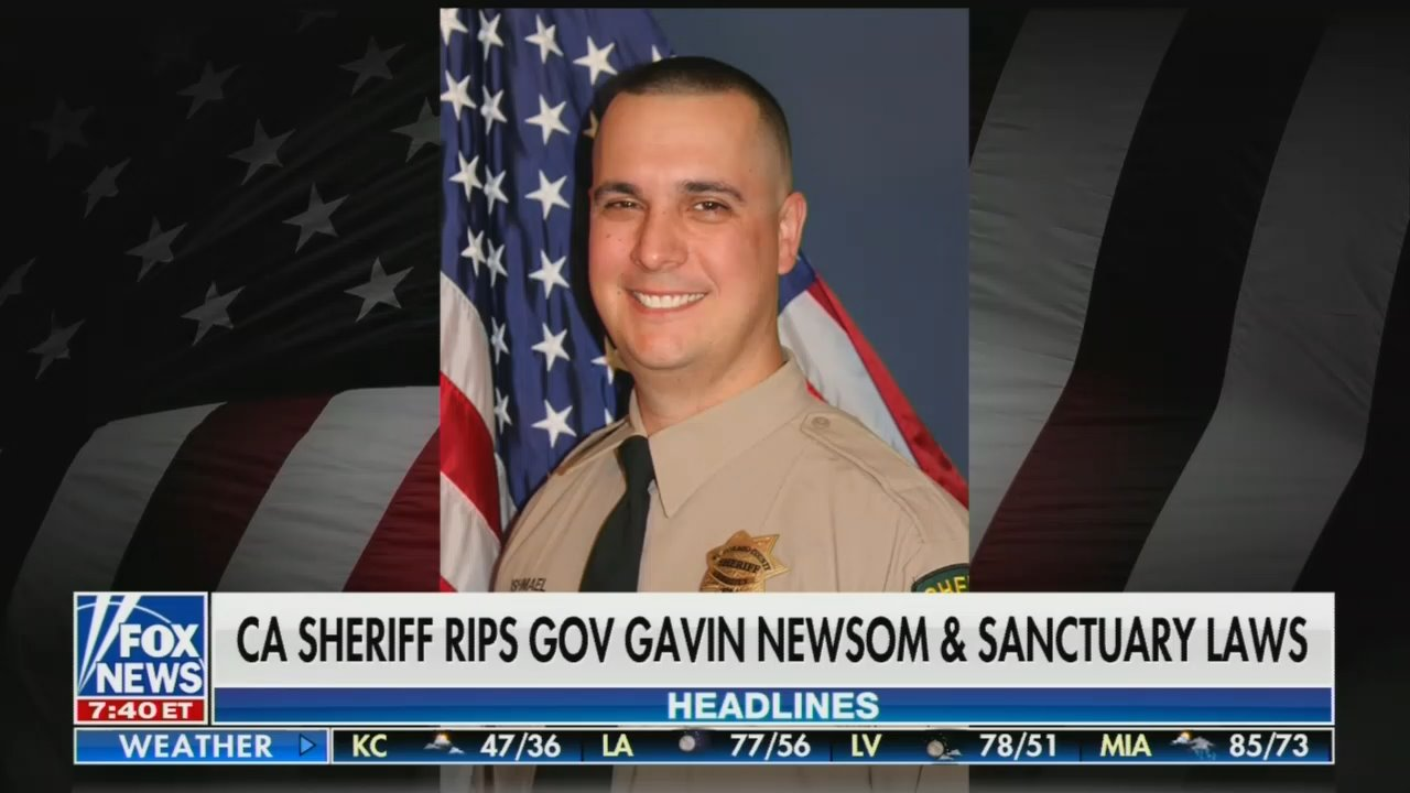 Fox News Highlights Illegal Immigrants Who Murdered Cop