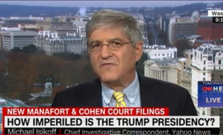 CNN Host, Reporter Agree Impeaching Trump Over Sex is Dem Hypocrisy with Icky Witnesses