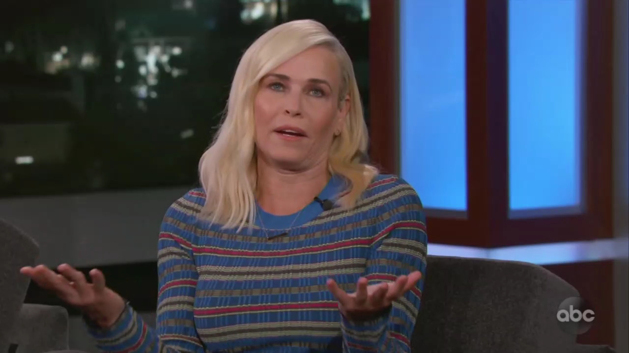 Chelsea Handler: 'I Want to Know How to Be a Better White Person'