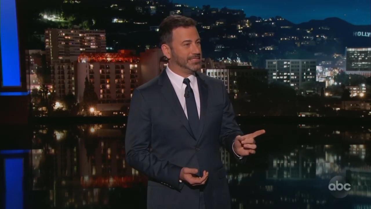 Jimmy Kimmel Touts Michael Wolff's Sloppy, Fact-Challenged Book