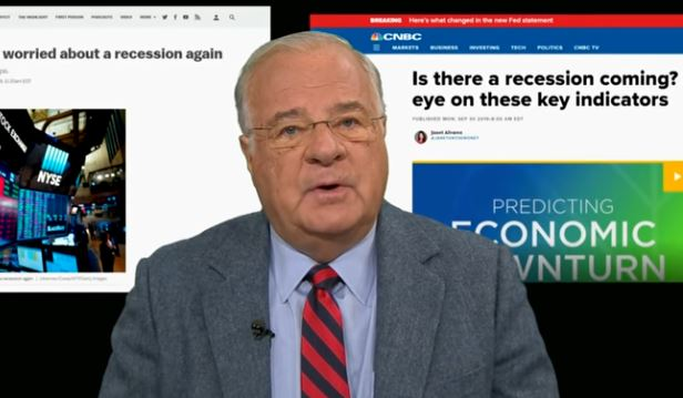 Joe Ricketts: Liberals Wrong to Blame Free Enterprise for Recessions
