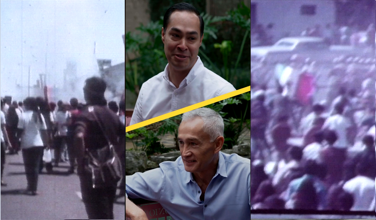 Julian Castro Goes To Bat For Mom's Chicano Activism
