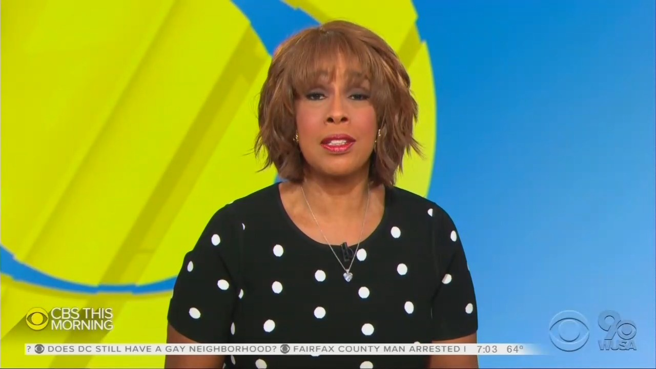 WashPost Raves Over 'Soothing Voice of Reason' Gayle King