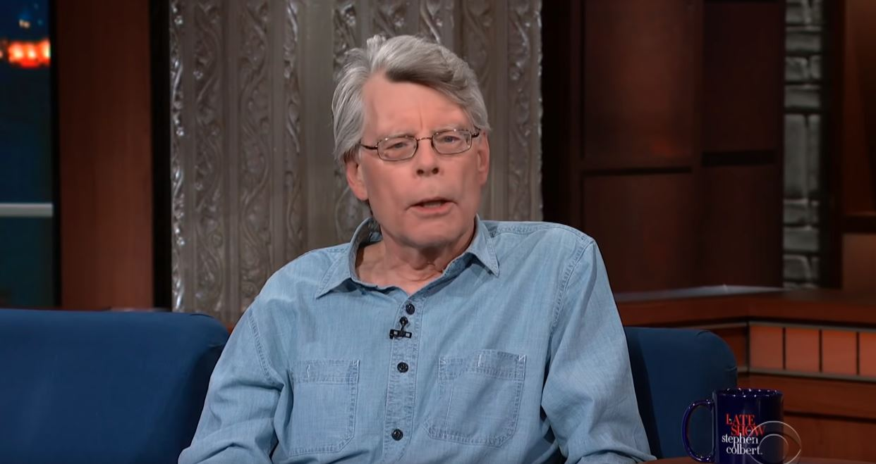 Stephen King Attacks 'Useless Piece of Sh*t' Trump - NewsBusters
