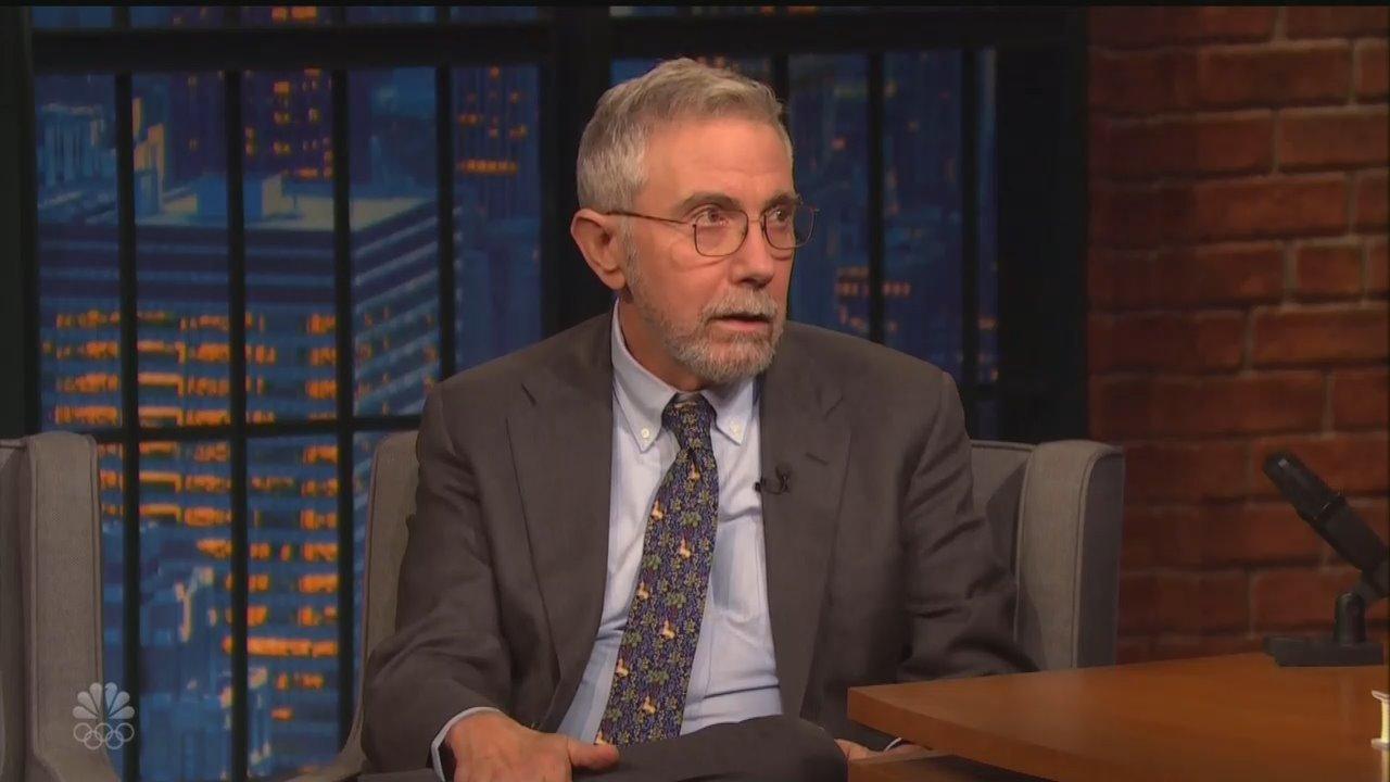 PANTS ON FIRE Paul Krugman Headline: 'Bernie Sanders Isn't a Socialist'
