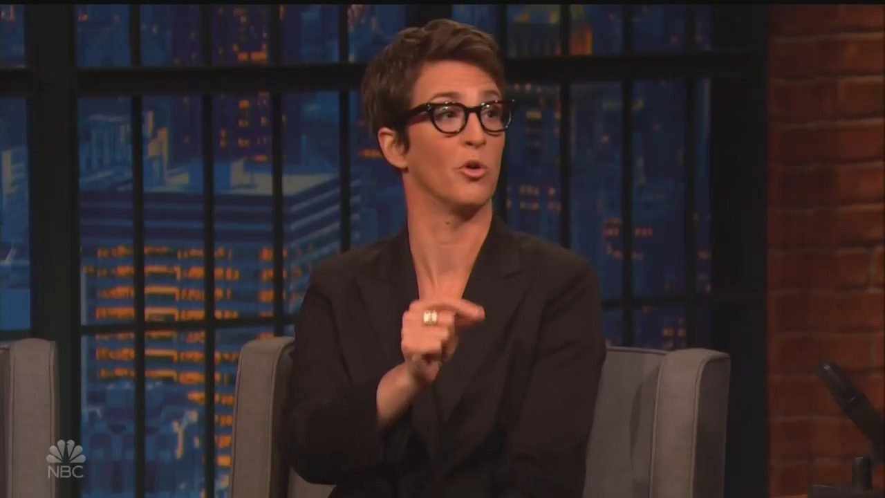 Debate Moderator Maddow: 'Almost All' 2020 Dems 'Would Make A Good President'