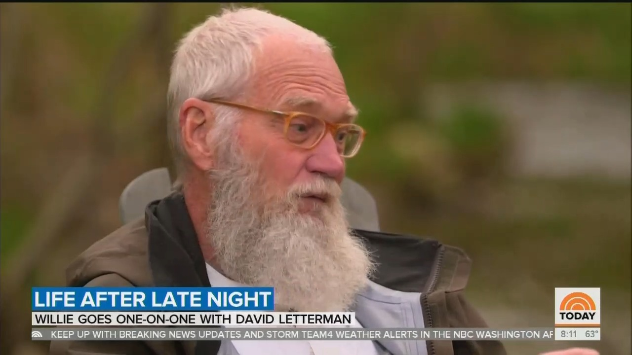 David Letterman: If I Had a Late Night Show, I Would Be Really 'Ugly' to Trump