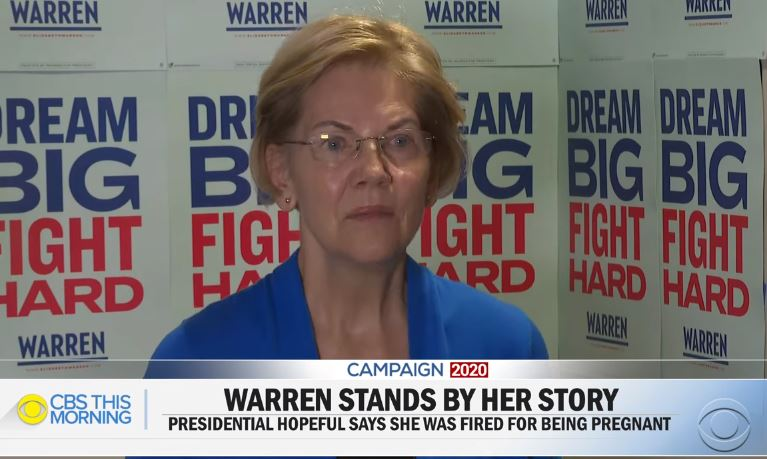 NY Times, Beyond Pathetic: GOP Catching Warren in Lie 'A Sexist Trope'