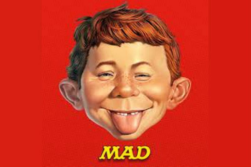 WashPost Columnist Can't Mourn MAD Magazine Without TDS Attack