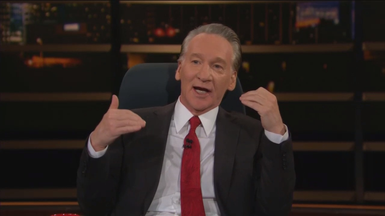 Bill Maher: Should Cut Military Budget 50%, End 'God Bless America' at Games