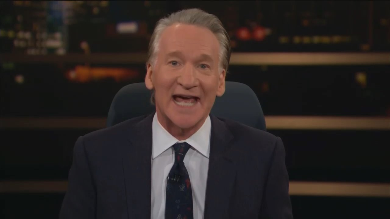 Bill Maher: GOP Has Become the 'A**hole Dad Party,' Trump 'Useless Piece of Crap'