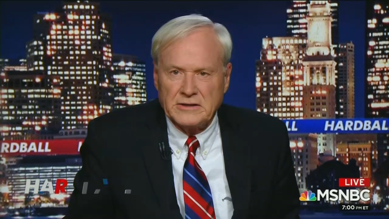 FLASHBACK: Matthews Smears Conservatives as the 'Grand Wizard Crowd'