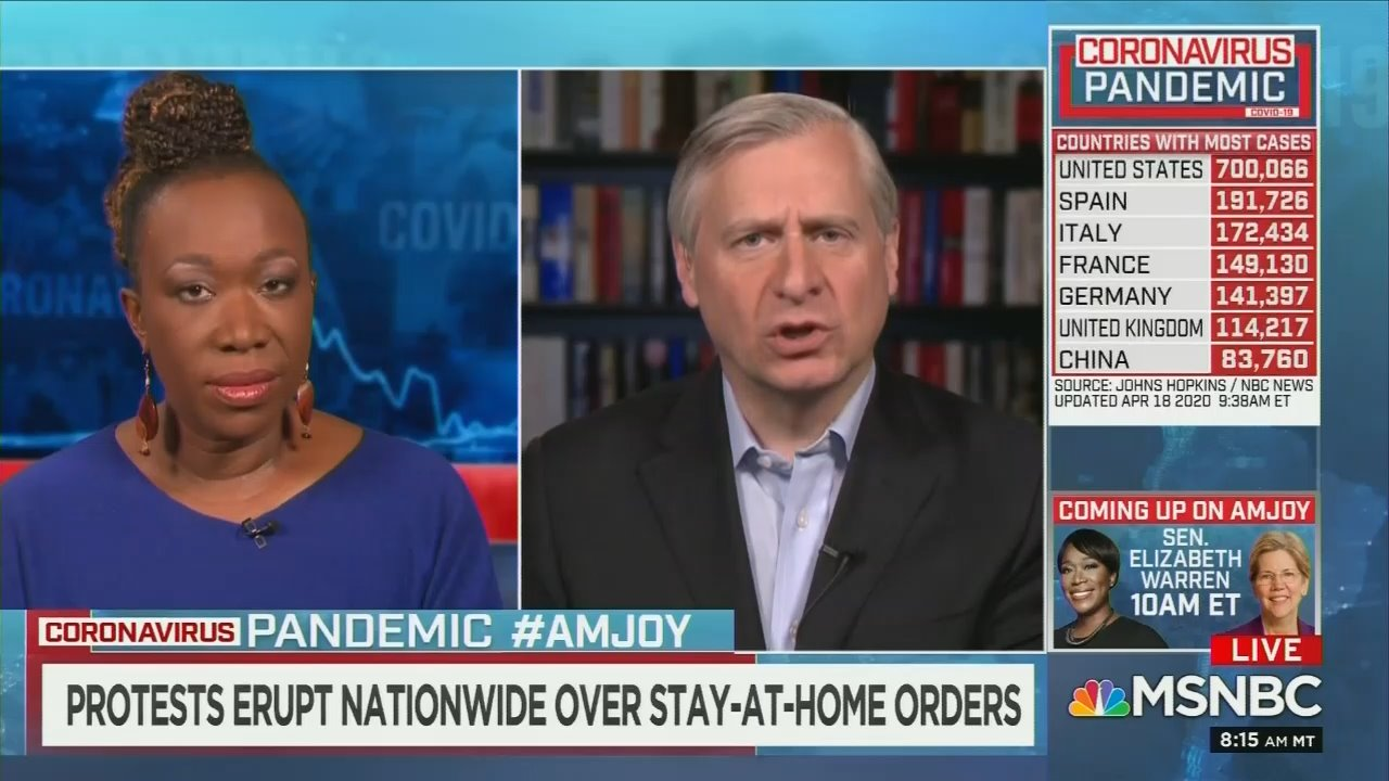 Meacham: Trump 'Coddles' His Fact-Challenged 'Base at a Dangerous Level'