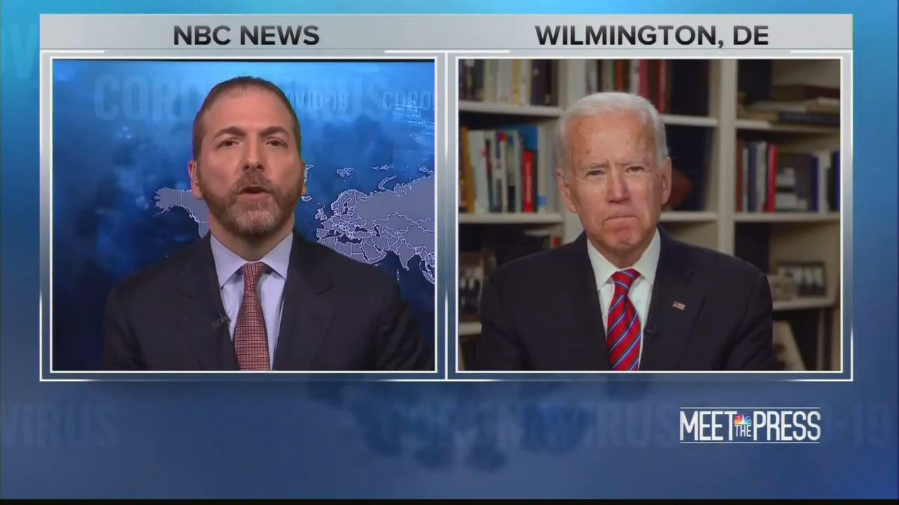 BLACKOUT: TV News Is Silent on New Biden Sex Abuse Allegations