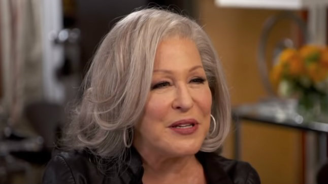 The Bile Beneath Our Wings: Bette Midler's Greatest Hits of 2018