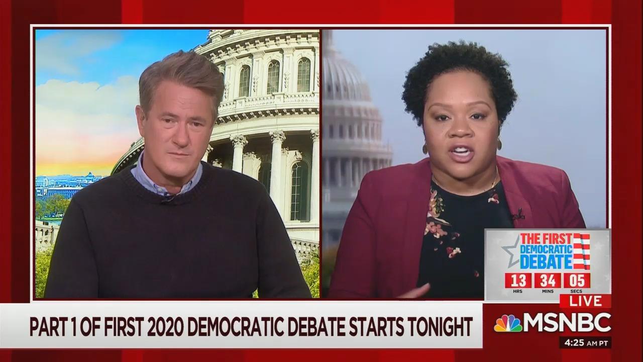 PBS's Yamiche Alcindor Fears Biden Sounds Like a MAGA Trump Backer
